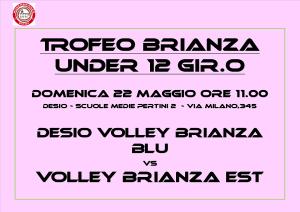 U12 TROFEO BRIANZA OUT