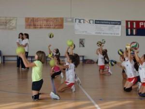 Aggiornamento Tecnico Mini Volley